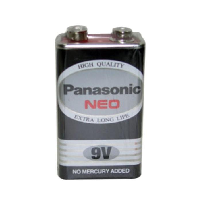 環保碳鋅電池Panasonic 國際牌 9V碳鋅電池『1入』9V電池【GU239】