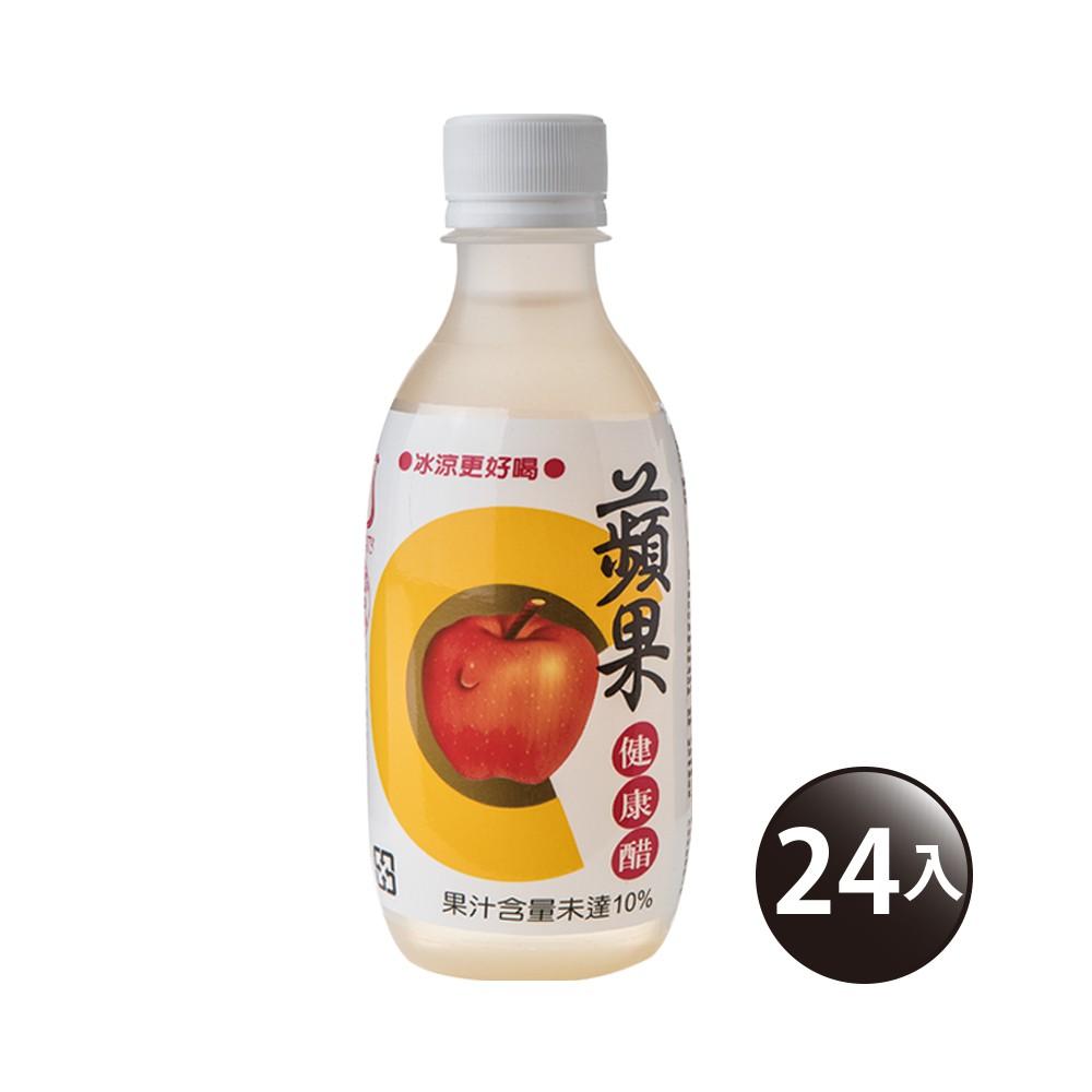 【百家珍】蘋果即飲醋280mL-24入組