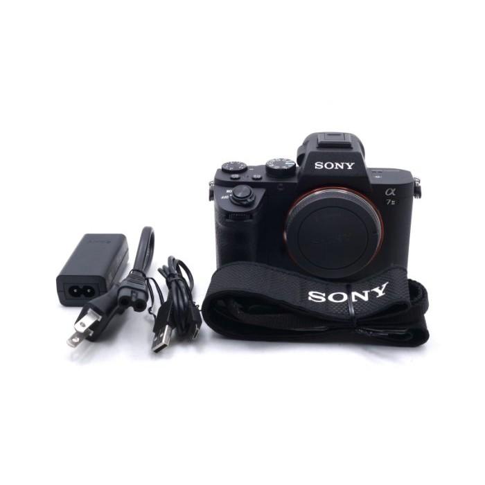 【莫比爾3C】Sony A7 Mark II, A72, ILCE-7M2 單機身 二手 全片幅 單眼相機 #58790