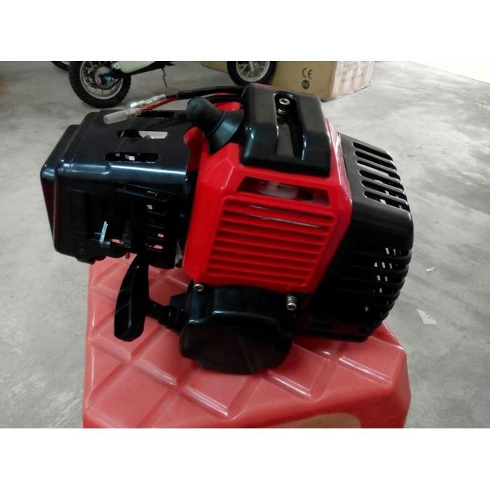 52cc 滑板車 割草機 引擎 手拉式