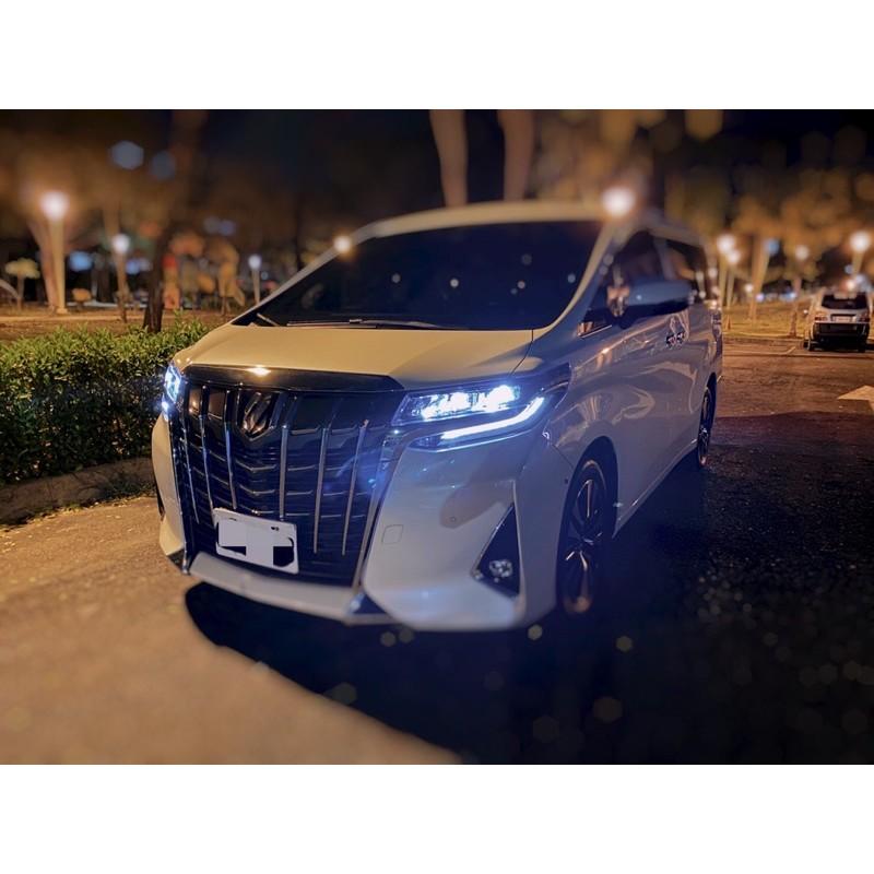 [租車 裳悅跑車出租]Toyota new alphard  婚禮接送、商務接送、展場活動、自駕出遊
