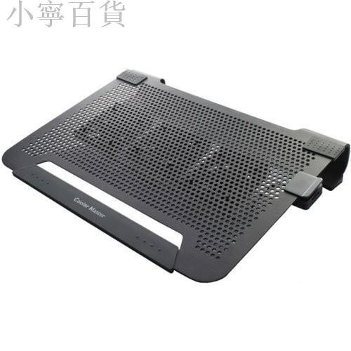 【小寧百貨】_酷媽 Cooler Master Notepal U3 PLUS 全鋁散熱墊- 三風扇