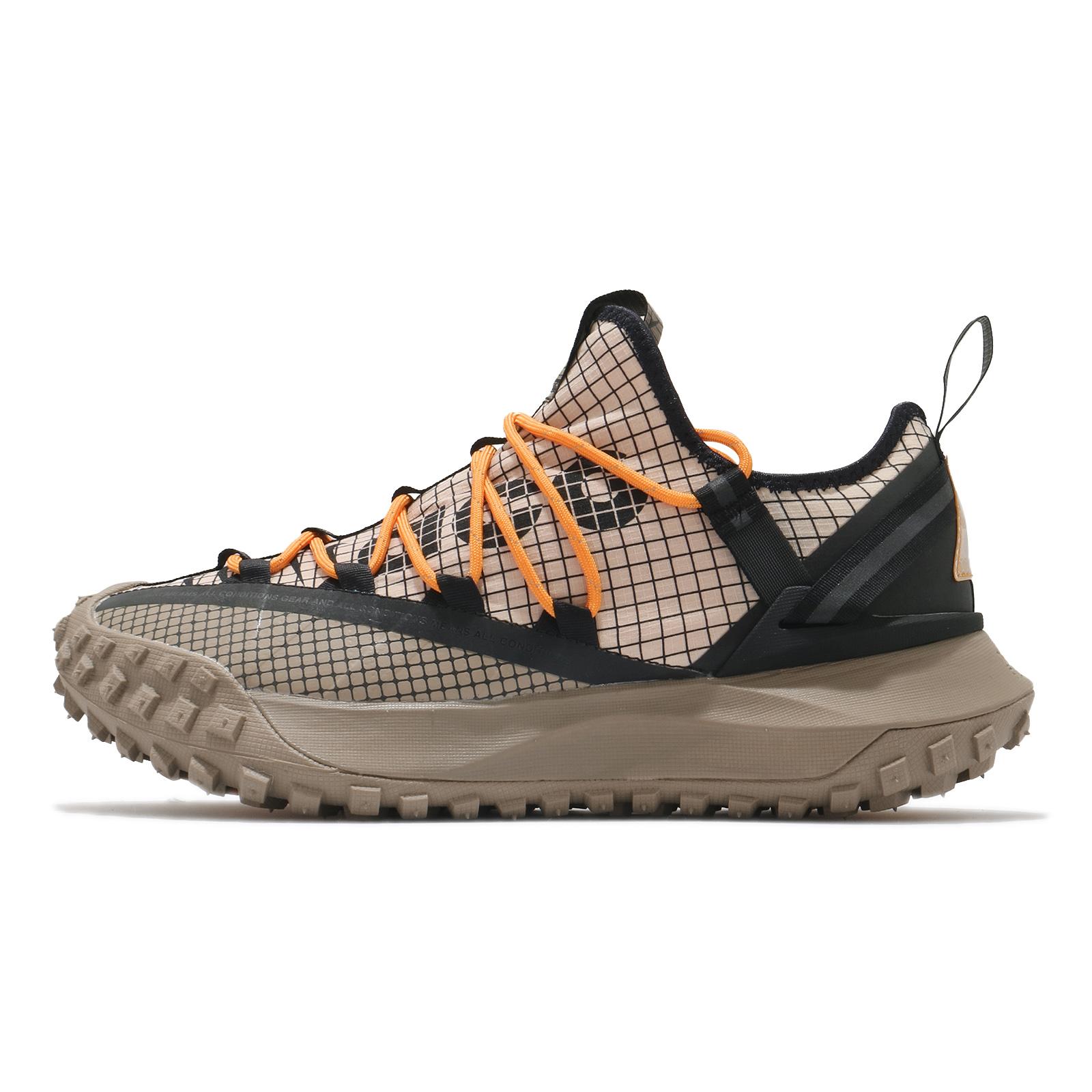 Nike ACG Mountain Fly Low 卡其 黑 男鞋 機能設計 戶外 【ACS】 DA5424-200