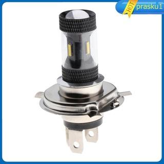 [PRASKU1] H4 /  BA20D /  P15D 36W摩托車車燈燈泡3000LM頭燈H4白色