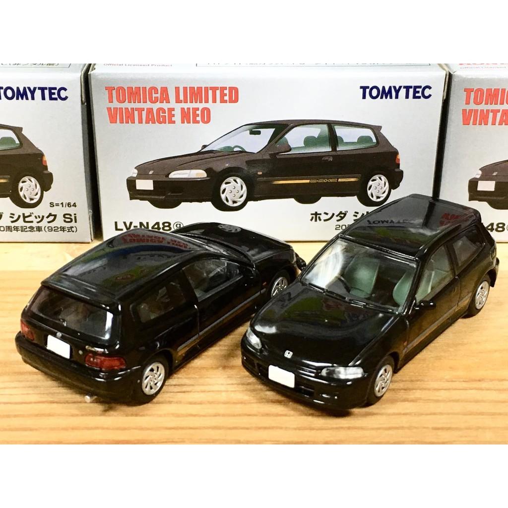 TOMYTEC LV-N48g Honda CIVIC Si 20周年記念