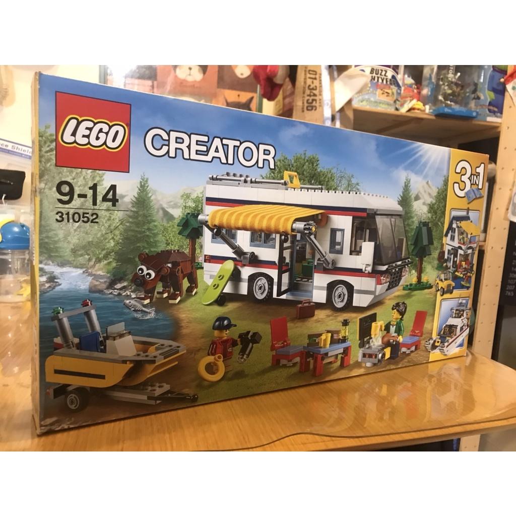LEGO CREATOR 31052 露營車
