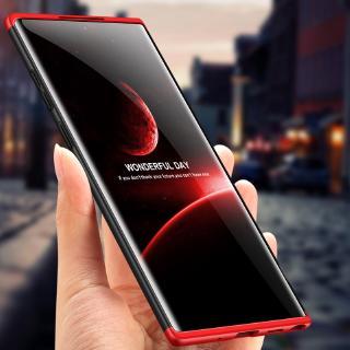 三星Galaxy Note 10 Case Hard 3合1啞光混合保護手機殼Samsung Note10 5G 360