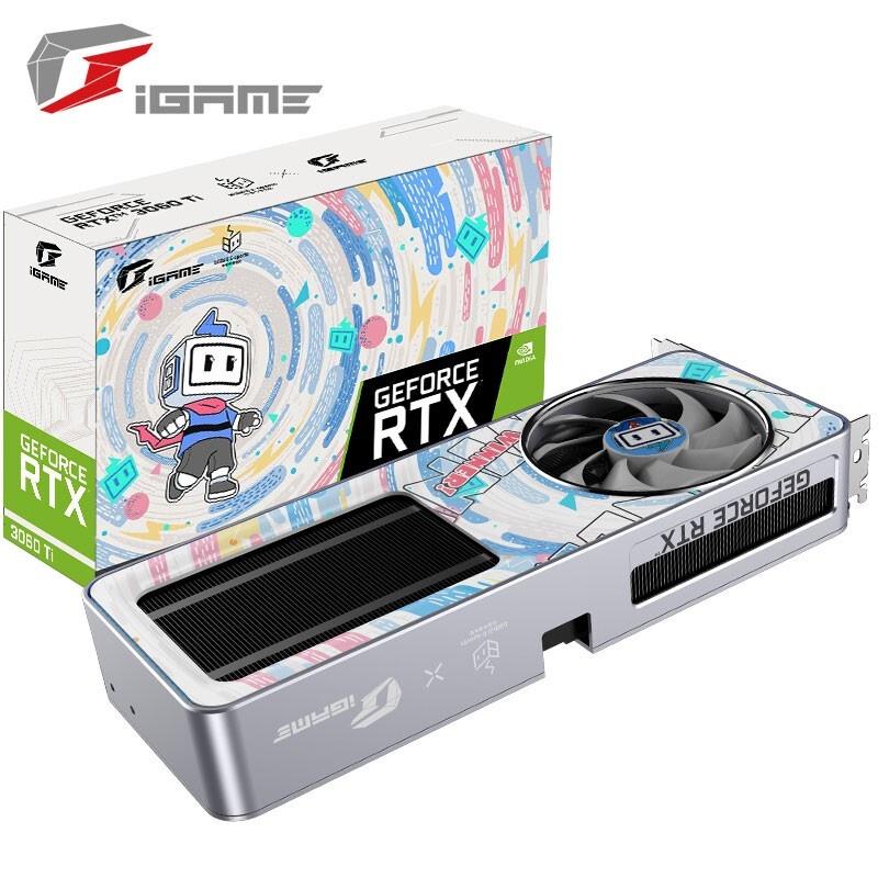 homB 七彩虹(Colorful)iGame GeForce RTX 3060 Ti bilibili E-sport