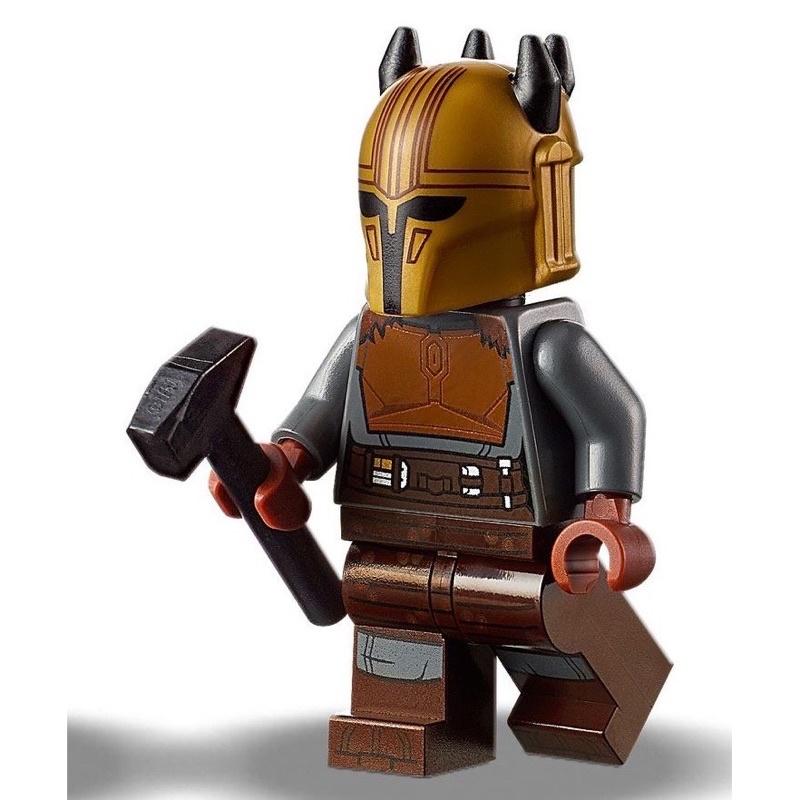 LEGO 75319 星際大戰 人偶 The Armorer