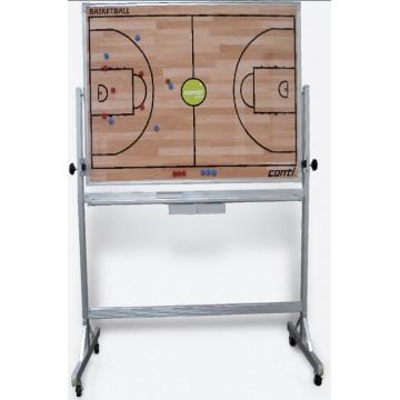 #必成行#  CONTI 支架式大型戰術板 排球戰術板 A2740 排球比賽用 球類戰術板 戰術版 排球 戰術板