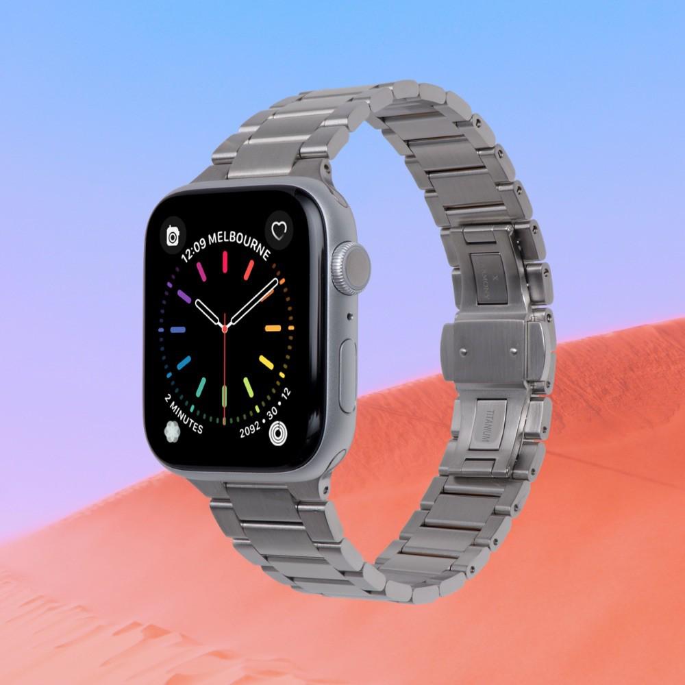 瑞士等級 X HARMONY 哈蜜妮【 無限菁英 Infinity Elite 】Apple Watch 航太級純鈦錶帶