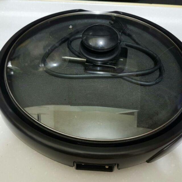 二手插電式烤肉爐烤肉盤