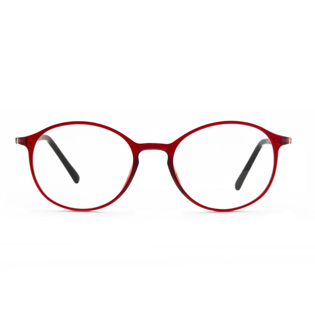 〔框框〕TR波士頓細框 (透光紅) 光學眼鏡/鏡框〔特價〕