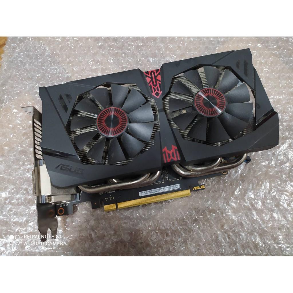 ★保固查詢中★華碩 ASUS GeForce GTX 1060 6G STRIX GAMIN 顯示卡 A569
