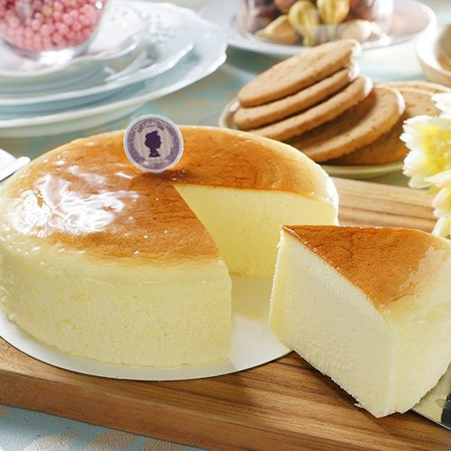 【搭啵S】6吋北海道輕乳酪蛋糕