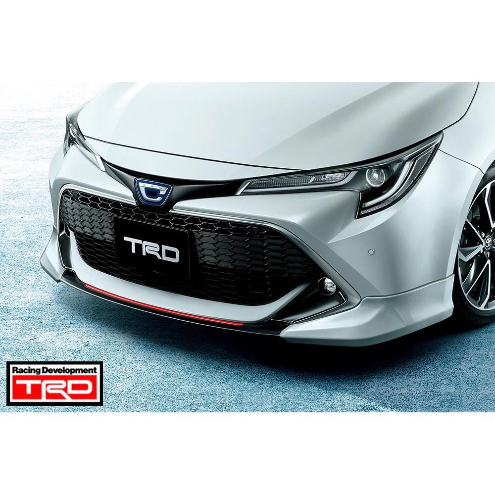 【日本代購】 Toyota Auris / Corolla Sport TRD空力套件 大包 側裙 後擾流 18~21年