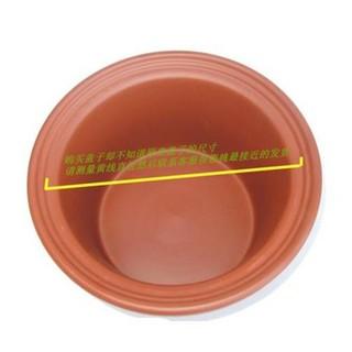 {現貨}陶瓷紫砂電燉鍋養生御用湯煲1.5L2.5L3.5L4.5L6L升通用內膽 蓋子