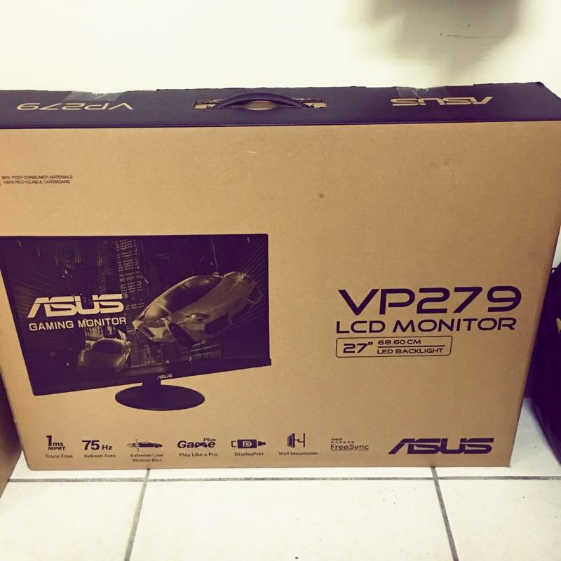 Asus 27寸電腦螢幕 電競螢幕 VP279QG
