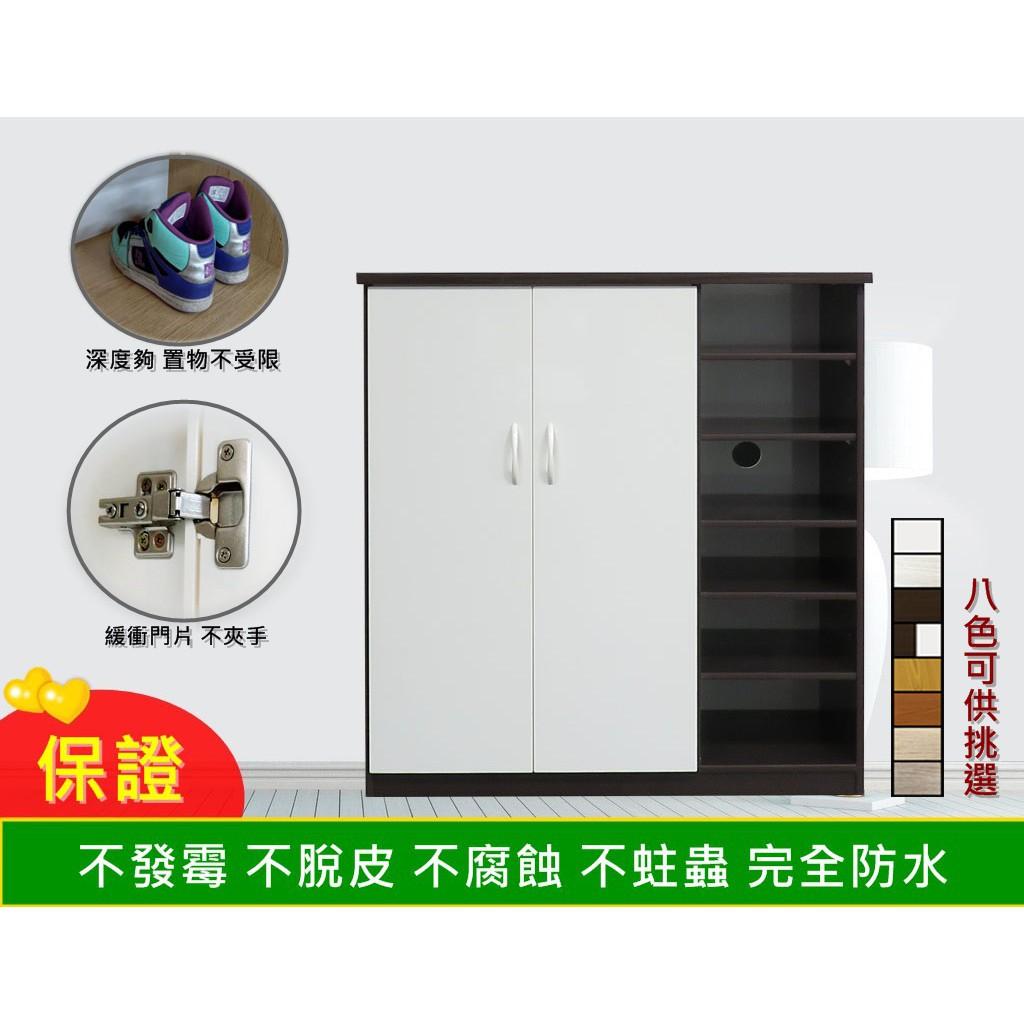 [有間傢俱]塑鋼加深大鞋櫃 置物櫃 完全防水