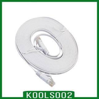 [KOOLSOO2] FR-PVC 1000 Mbps以太網Internet網絡RJ45跳線電纜導線