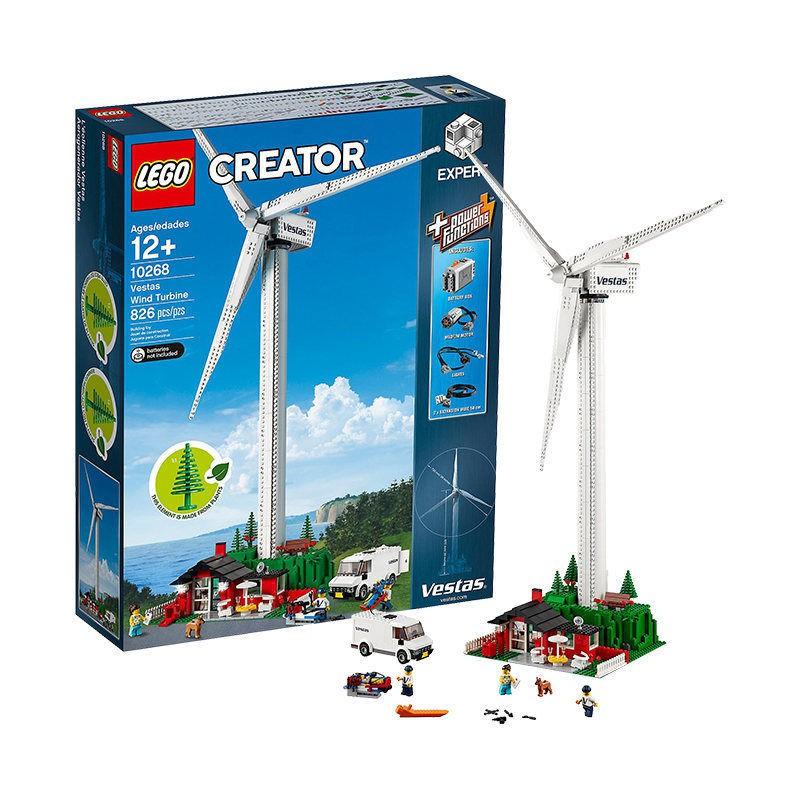 【新貨上市】樂高/Lego 創意系列 10268 Vestas風力發電機