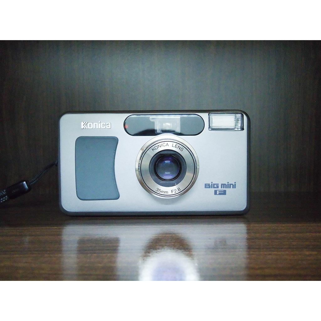 Konica Big Mini F 底片相機