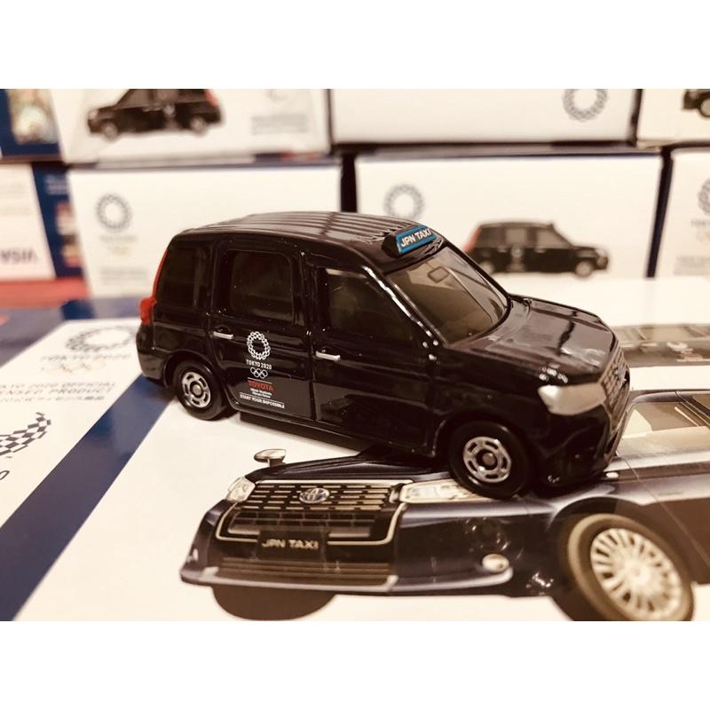 現貨在台  日本空運tomica奧運限定款 TOMICA小汽車 2020東京奧運 多美小車車 多美小汽車 多美計程車