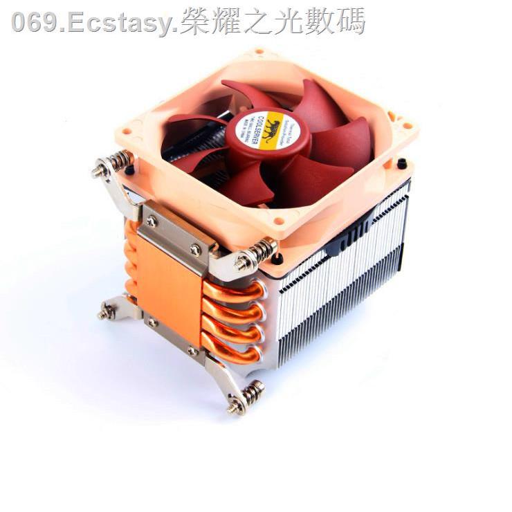 (現貨)♠intel 原裝 2011風扇 散熱器 x79 X99 2066主板散熱器 pwm風扇