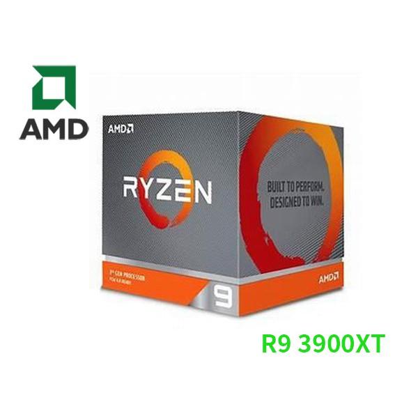 附發票 AMD R9 3900XT 12核 3.8GUp 4.7G 70M/105W/PCIe4.0 CPU