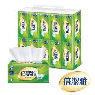 免運,倍潔雅 純萃柔感抽取式衛生紙150抽x12包x5袋/箱(60包)、純萃柔感抽取式衛生紙(150抽x10包x8袋/箱