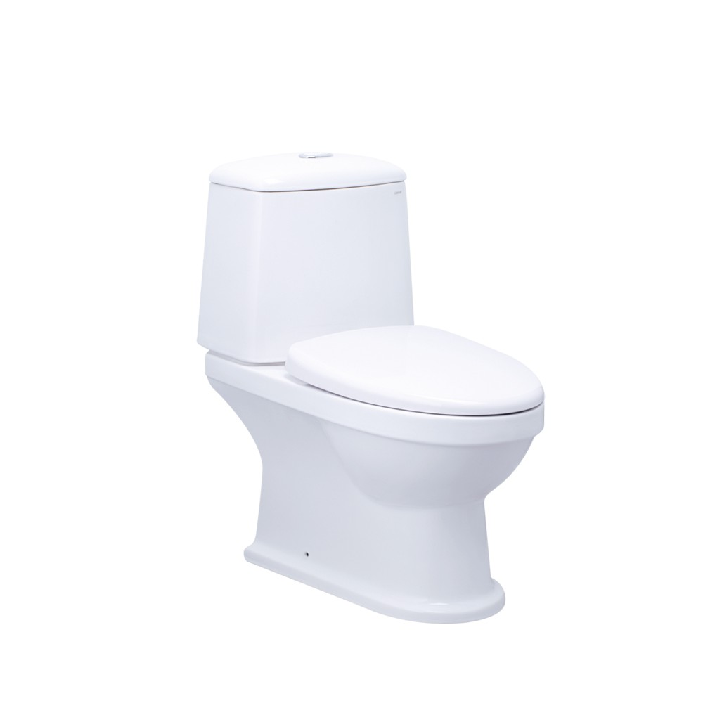 《億捷衛浴》CAESAR 凱撒衛浴 二段式羅馬通馬桶 CF1530U CF1530N 【北區免運費 可貨到付款】
