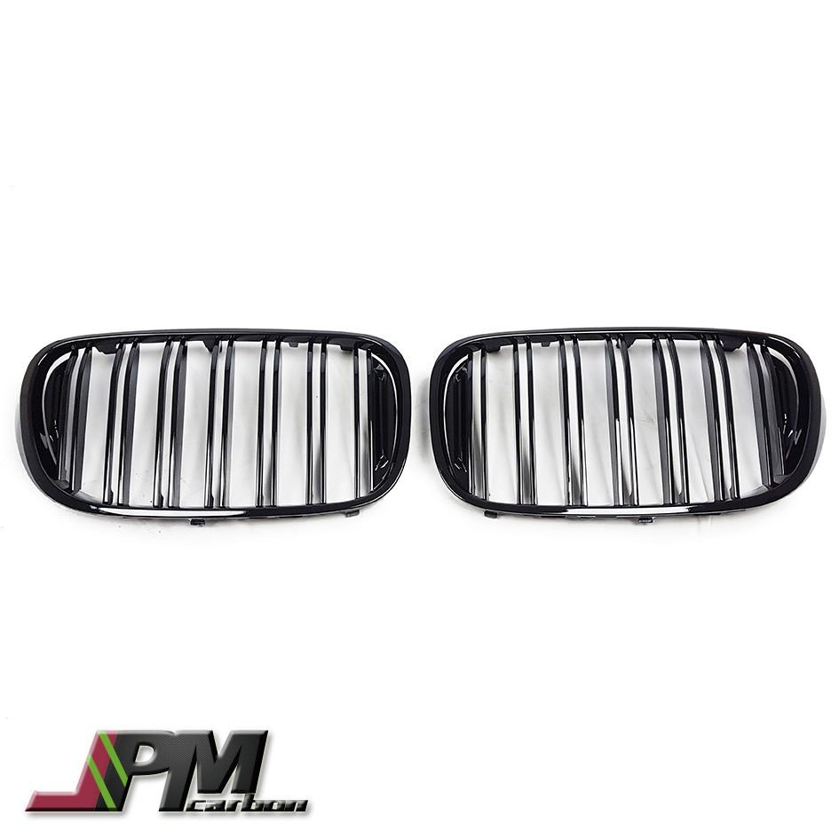 全新 BMW G11 G12 7系列 M LOOK 亮黑色 Grille 水箱罩 大鼻頭 水箱護罩