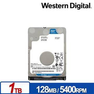 @電子街3C特賣會@全新公司貨 WD10SPZX 藍標 1TB(7mm) 2.5吋硬碟/ 3Y WD 臺中市