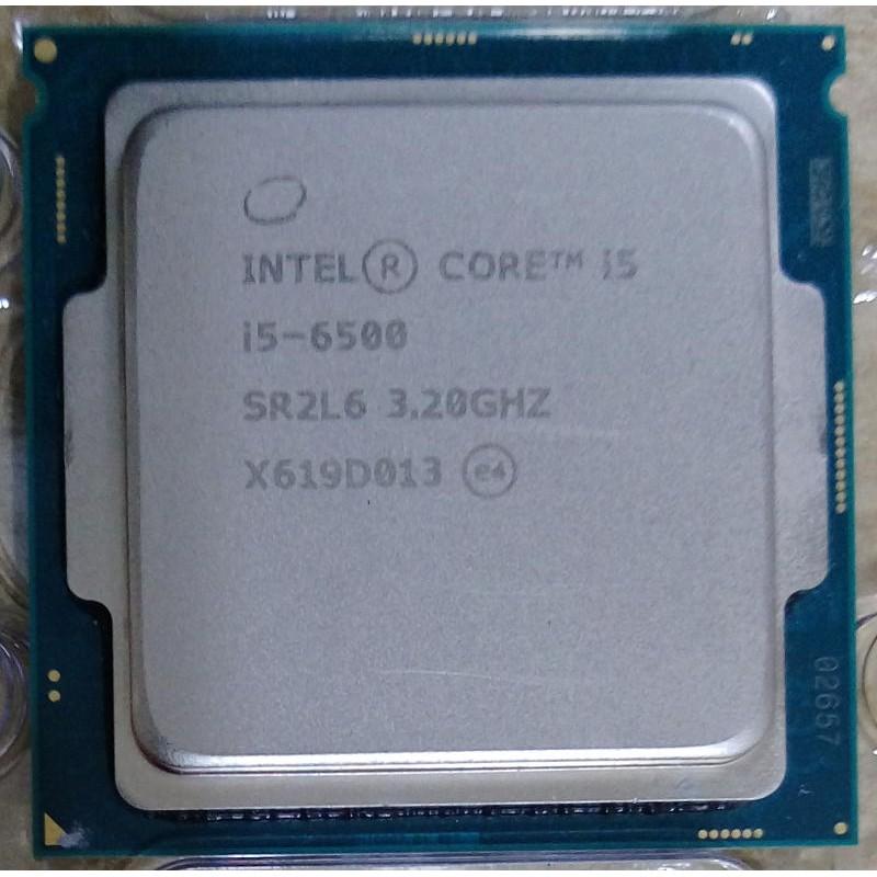 Intel core 六代/七代 i5-7400 CPU (1151 腳位) 附原廠風扇