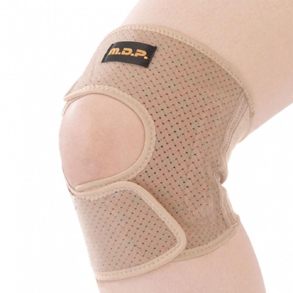 勝野式 溫感調整型膝套 膚 -M 大樹