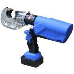 WIN五金 FKSBOST 18V充電式端子壓接機 壓接鉗 電動壓接機 端子鉗 兩電一充 不能活電工作