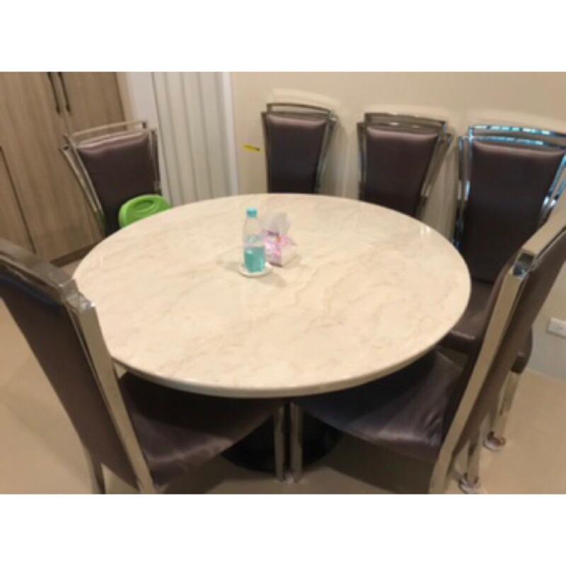 羅蘭索不銹鋼緞面餐桌、椅、沙發
