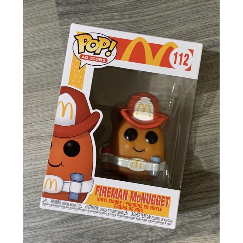 現貨💛「Funko」POP   麥當勞 消防雞塊