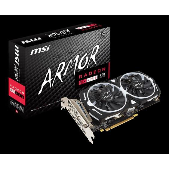 RX 470 4G ARMOR(RX 570 4G 8G RX 580 8G750TI GTX 1060 6G 3G