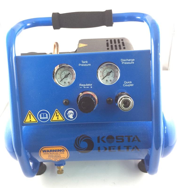 【喜樂喜修繕工具】1/2HP無油式免保養空壓機KD0504R