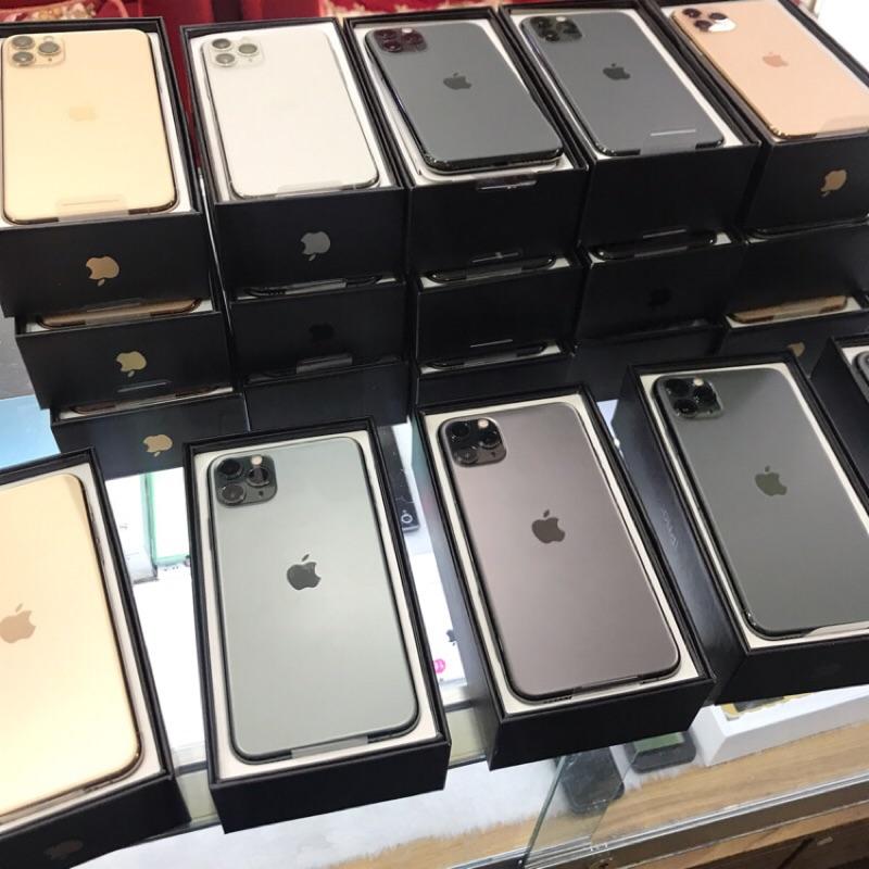 ★全新及二手★IPHONE 11 Pro Pro Max 256G 64G 512G 可刷卡無卡分期/舊機可折抵  嚴選
