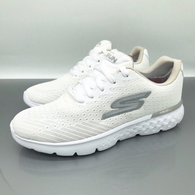 新款SKECHERS (女) GORUN GOWALK 運動系列 繫帶運動鞋 健走鞋 14804