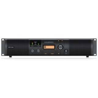 亞洲樂器 Behringer NX3000D 專業PA喇叭功率擴大機 (超輕型3000瓦/ D類技術/ SmartSense 臺中市