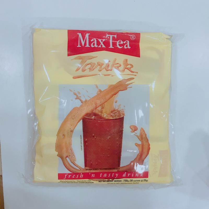 印度奶茶 MAXTEA 30入包裝