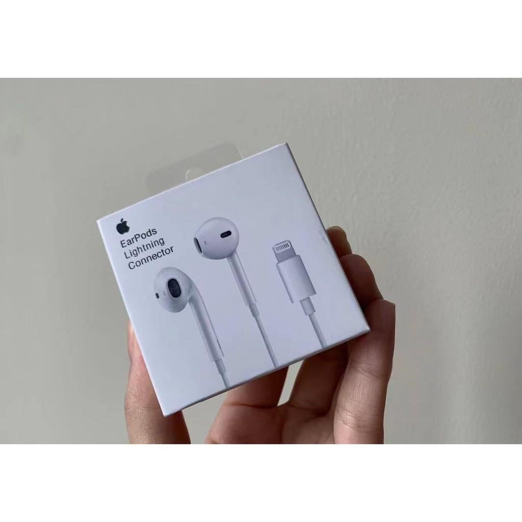 【熱賣】蘋果原廠 Apple EarPods iPhone耳機 Lightning耳機接頭 Apple EarPods