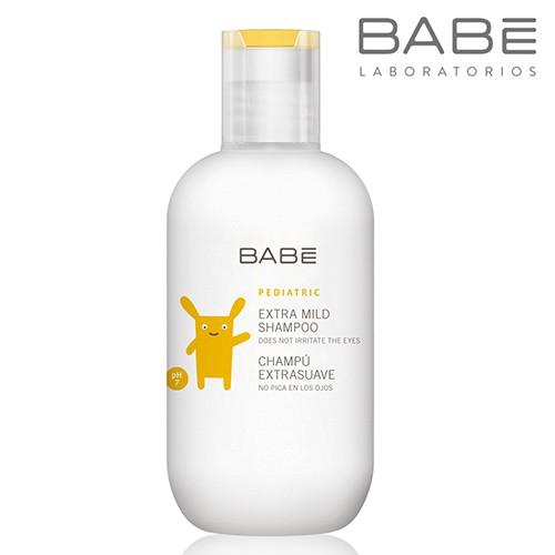 西班牙 BABE 貝貝 Lab Laboratorios 親膚溫和洗髮液 200ml 嬰兒洗髮精 洗髮乳