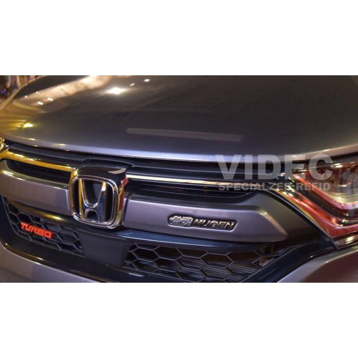 DIY 商城 本田 HONDA 2017 CRV 五代 車身同色 水箱護罩 無限 樣式 MUGEN CRV5 空力套件