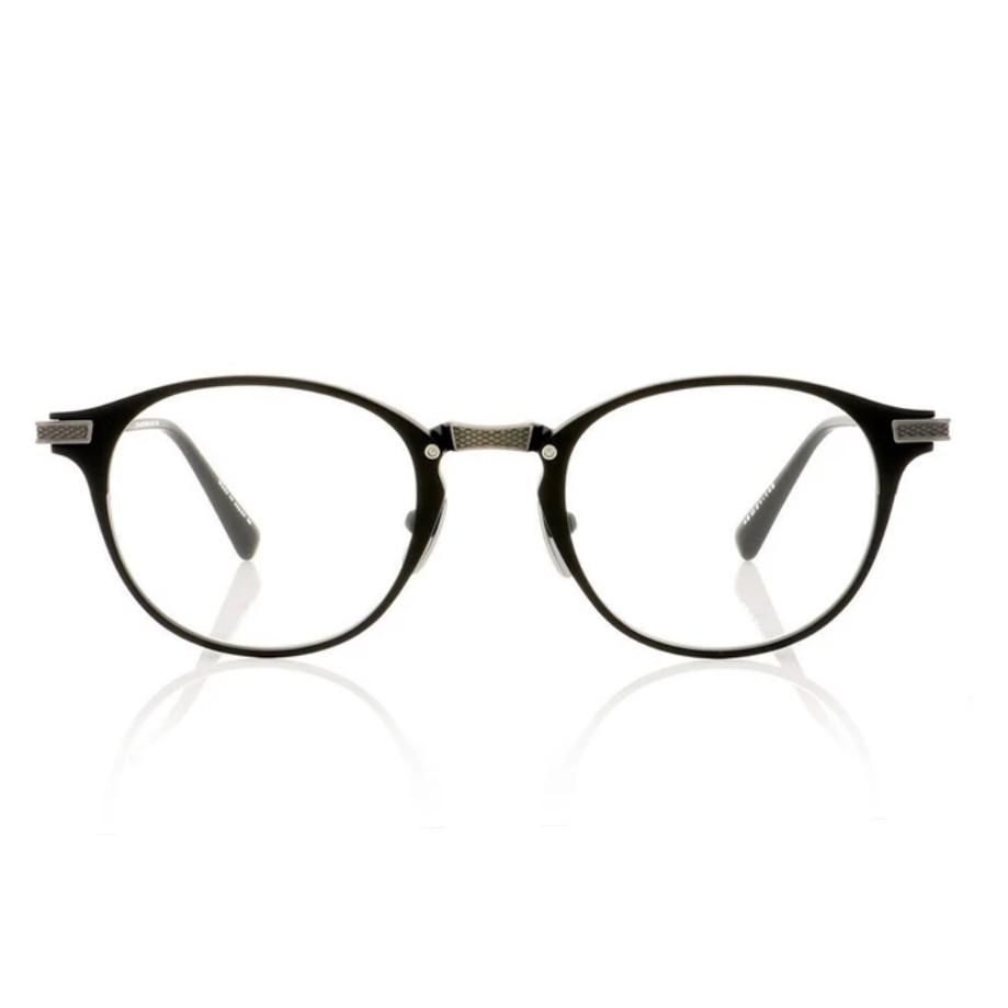 DITA 光學眼鏡 UNITED DRX 2078 B BLK SLV (黑/槍) 余文樂 春嬌救志明【原作眼鏡】