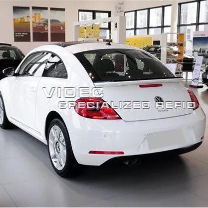 巨城汽車精品 HID VW 福斯 金龜車 BEETLE 尾翼 中尾翼 擾流板 ABS