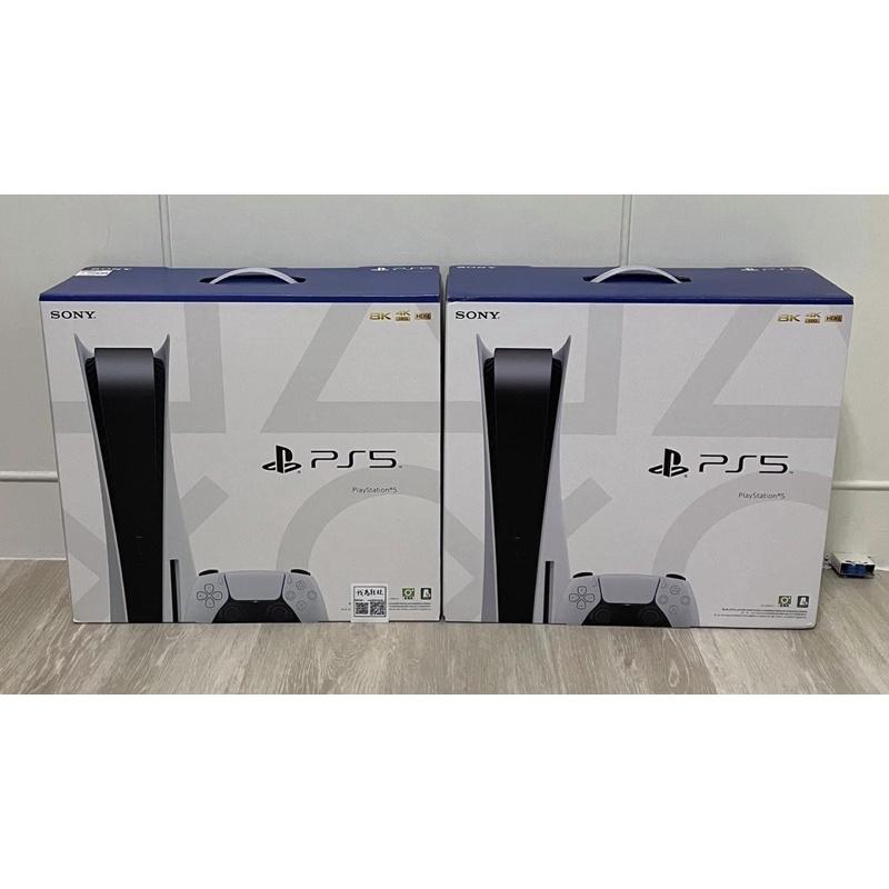 Ps5光碟版 標準版 台灣公司貨playstation
